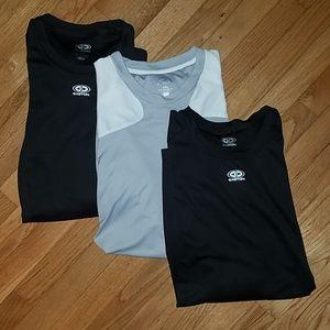 NEW Bundle of 3 Easton athletic shirts